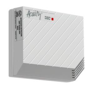 DSCAC-100 DSC ACUITY DIGITAL GLASSBREAK DETECTOR WITH FORM A ALARM CONTACT
