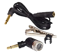 OLY-145055 OLYMPUS ME52 CANCELLATION MICROPHONE 3.5mm mini-plug (Monaural) Electret condenser microphone Included: Tiepin clip, Extension cord (Cord length: 3.3 ft), Windscreen