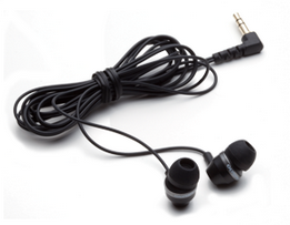 OLY-V4591210W000 OLYMPUS E-38 CANAL STEREO EARPHONES