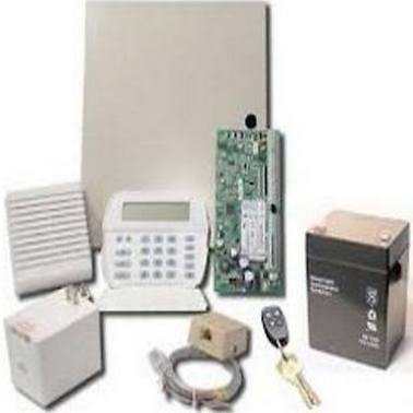 DSCKIT64-219SE DSC PC1864 control panel; RFK5564 keypad with English text function keys, built in wireless receiver; WS4939 keyfob; accessory kit which includes a BD4-12 rechargeable battery, PTD1640U energy efficient UL transformer, SD-15W-ULF siren, telephone jack and cord. ************************* SPECIAL ORDER ITEM NO RETURNS OR SUBJECT TO RESTOCK FEE *************************