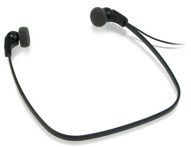 PSP-LFH0334/00 PHILIPS UNDER THE CHIN STYLE STEREO HEADSET