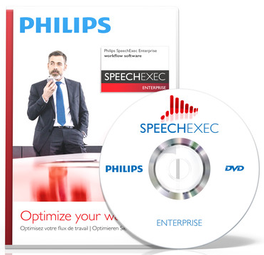 PSP-LFH7330/00 PHILIPS SPEECHEXEC LICENSE & ENTERPRISE MANAGER CONCURRENT DICTATION & TRANSCRIPTION LICENSE
