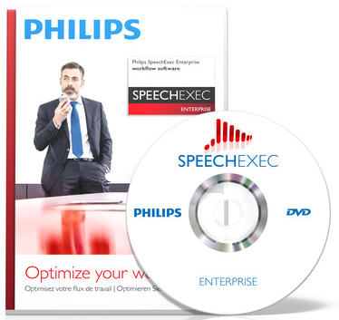 PSP-LFH7450/00 PHILIPS SPEECHEXEC ENTERPRISE MOBILE SERVER, SUPPORTS IPHONE AND BLACKBERRY CLIENT LICENSES WORKFLOW