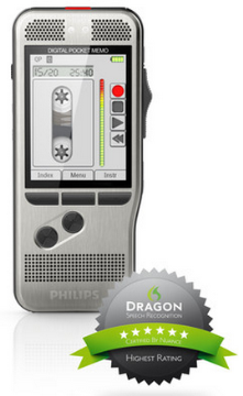 PSP-DPM7000 PHILIPS DPM7000 RECORDER W/SLIDE SWITCH, WIN COMPATIBLE, DPM CONNECT FOR MAC DOWNLOAD & TRANSFER ONLY