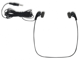 PSP-LFH0234/10 PHILIPS DUAL SPEAKER HEADSETS BLACK