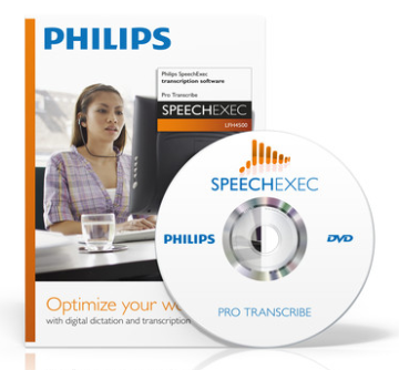PSP-LFH4500/01 PHILIPS SPEECHEXEC PRO TRANSCRIBE CD, INCLUDING SR LICENSE *********************************** Track Serial #s ***********************************
