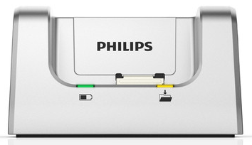 PSP-ACC8120 PHILIPS DOCKING STATION FOR DPM8000,DPM8100,DPM8500,DPM6000 DPM6700, & DPM7000