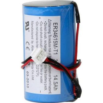 DSCWT4911BATT DSC Package of 20 - D cell SIZE lithium(NON RECHARGABLE) batteries 3.6 VOLT, WITH PIGTAIL for WT4911 two way wireless outdoor siren. -