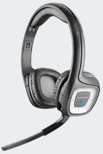PLN-80930-21 PLANTRONICS AUDIO995 WIRELESS PC HEADSET, 40' RANGE, 40MM SPEAKERS, NC MIC,ON EAR VOLUME CONTROL