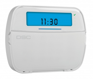 DSCHS2ICNENG DSC NEO ICON Hardwired Keypad with English function keys. Compatible with the HS2016, HS2032, HS2064 and HS2128 control panels.