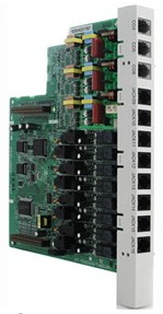 PAN-KX-TA82483 PANASONIC 3CO & 8EXT CARD