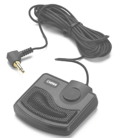 DTP-IVACMIC-A01 DICTAPHONE CONFERENCE MIC W/ ADAPTOR PLUG ANALOG (CM909S)-3.5MM PLUG