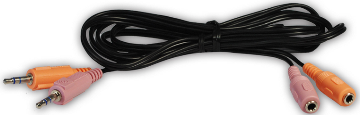 AND-C1-1002206-3 ANDREA EXTENSION CABLE 10 FOOT