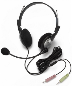 AND-C1-1022400-1 ANDREA NC185 PC STEREO NOISE CANCELLING HEADSET