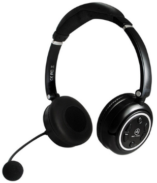 AND-C1-1026600-50 ANDREA WNC1500 WIRELESS STEREOHEADSET WITH NOISE CANCELLING MIC AND DIGITAL ENHANCEMENT SOFTWARE