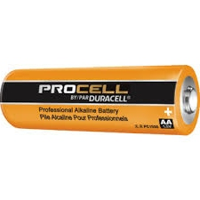 PC1500 DURACELL PROCELL AA BATTERY
