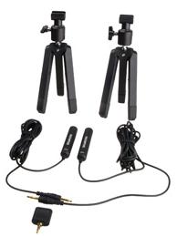OLY-145059 OLYMPUS ME30W DIGITAL STEREO MICROPHONE KIT, WORKS WITH WS400S,WS600S,WS710M,WS700M,WS500M, WS510M,WS520M,DM420,DM520,LS10,LS11