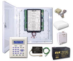 ELKM1GSYS4S ELK AUTOMATION CONTROL KIT M1KP2 FLUSH KEY BAT/ XFORMER/ SIREN ************************* SPECIAL ORDER ITEM NO RETURNS OR SUBJECT TO RESTOCK FEE *************************