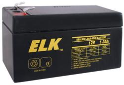 ELK1213 ELK RECHARGEABLE 12V 1.3AH BATTERY