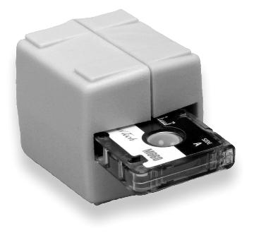 VEC-ME20 VEC MINI/MICRO CASSETTE ERASER WITH MAGNET ON TOP AND BOTTOM
