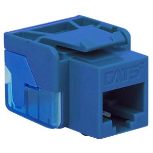 IC1078E5BL ICC JACK CAT 5 ENHANCED 8P8C BLUE