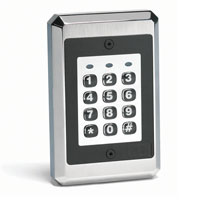 242ILW LINEAR ILLUMINATED WEATERPROOF KEYPAD 0-230727 ************************* SPECIAL ORDER ITEM NO RETURNS OR SUBJECT TO RESTOCK FEE *************************