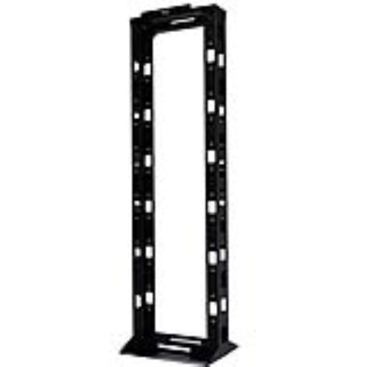 ICCMSCMRH7 ICC CABLE MANAGEMENT RACK, HYBRID, BLACK, 7' ************************* SPECIAL ORDER ITEM NO RETURNS OR SUBJECT TO RESTOCK FEE *************************
