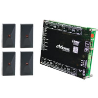 ACM4DB LINEAR 4-Door ACM Module W/4-Reader Bundle 620-100272 ************************* SPECIAL ORDER ITEM NO RETURNS OR SUBJECT TO RESTOCK FEE *************************