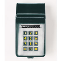 AKR-1 LINEAR STAND ALONE KEYPAD WITH RADIO ************************* SPECIAL ORDER ITEM NO RETURNS OR SUBJECT TO RESTOCK FEE *************************