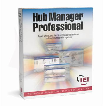 HUBSWR LINEAR HUB MANAGER PROFESSIONAL SOFTWARE IS USED TO MANAGE IEI ACCESS SYSTEMS INCLUDING, MAX3, MINIMAX3, PROX.PAD PLUS AND LS2 & LS2P SYSTEMS. ************************* SPECIAL ORDER ITEM NO RETURNS OR SUBJECT TO RESTOCK FEE *************************