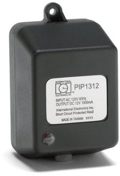 PIP12VDCRU LINEAR PIP1312 PLUG IN POWER SUPPLY 12VDC @ 2A 0-291312RU