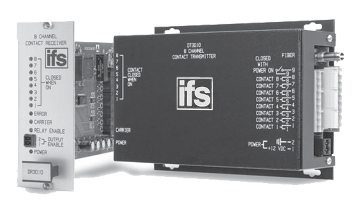 DR3030 UTC IFS 8-CHANNEL CONTACT MAPPING RECEIVER SM, 1 FIBER ************************* SPECIAL ORDER ITEM NO RETURNS OR SUBJECT TO RESTOCK FEE *************************
