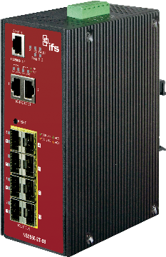 NS3550-2T-8S UTC IFS/GE managed network switch with 8 sfp ports, plus 2 giga bit ethernet ports ************************* SPECIAL ORDER ITEM NO RETURNS OR SUBJECT TO RESTOCK FEE *************************