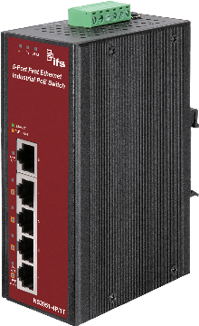 NS2051-4P/1T UTC 5 PORT ETHERNET INDUSTRIAL UNMANAGED SWITCH WITH 4 PORT POE ************************* SPECIAL ORDER ITEM NO RETURNS OR SUBJECT TO RESTOCK FEE *************************