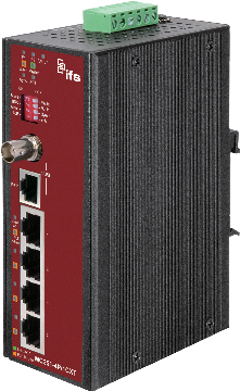 MC251-4P/1CXT UTC 4-Port Fast Ethernet/POE-AF To 1-Port COAX/UTP Industrial Media Converter (-40 To 75 Degree C) ************************* SPECIAL ORDER ITEM NO RETURNS OR SUBJECT TO RESTOCK FEE *************************