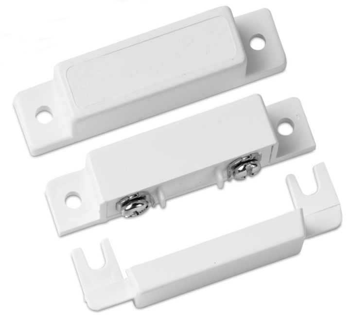 "1085T-N UTC SURFACE SCREW MOUNT TERMINAL CONTACT, CLOSED LOOP, WHITE, 3/4"" GAP SIZE"