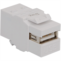 IC107UABWH ICC USB MALE TO FEMALE ADAPTER WHITE ************************* SPECIAL ORDER ITEM NO RETURNS OR SUBJECT TO RESTOCK FEE *************************
