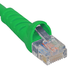 ICPCSJ14GN ICC PATCH CORD, CAT 5E, MOLDED BOOT, 14' GN ************************* SPECIAL ORDER ITEM NO RETURNS OR SUBJECT TO RESTOCK FEE *************************