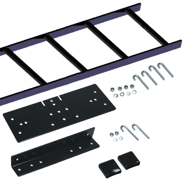 ICCMSLRW05 ICC KIT, RACK TO WALL LADDER RUNWAY, 5FT ************************* SPECIAL ORDER ITEM NO RETURNS OR SUBJECT TO RESTOCK FEE *************************