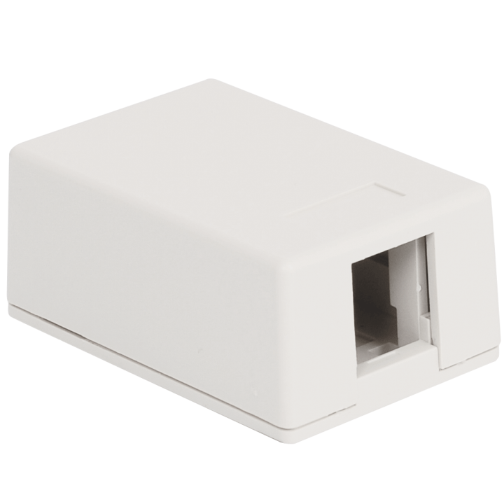 IC107SB1WH ICC SURFACE MOUNT BOX 1 PORT WHITE