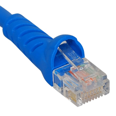 ICPCSJ10BL ICC PATCH CORD, CAT 5E, MOLDED BOOT, 10' BL ************************* SPECIAL ORDER ITEM NO RETURNS OR SUBJECT TO RESTOCK FEE *************************