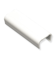 "ICRW12JCWH ICC 1 1/4"" JOINT COVER FOR RACEWAY, WHITE (BOUGHT IN 10 SOLD SINGLE)"