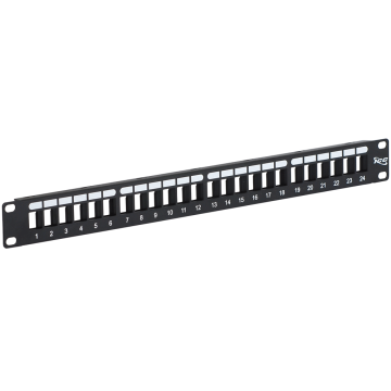 IC107BP241 ICC PATCH PANEL BLANK HD 24-PORT 1 RMS