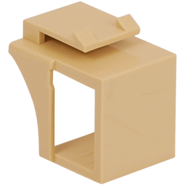 IC107BN0IV ICC BLANK INSERT IVORY (PKG. OF 10) ************************* SPECIAL ORDER ITEM NO RETURNS OR SUBJECT TO RESTOCK FEE *************************
