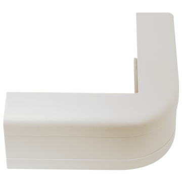ICRW12OCWH ICC OUTSIDE CORNER COVER,1 1/4in, WHITE, 10PK (Bought in 10, Sold Single)