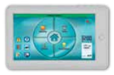 IBR-ITAB-HW NAPCO Hardwired iBridge Touchscreen Tablet version for permanent mounting for more conventional hardwire installations
