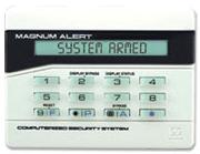RP1000ELCD NAPCO 12 KEY LCD