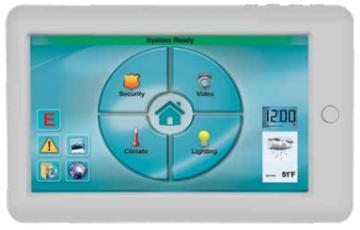 IBR-ITABKIT NAPCO iBridge Touchscreen Tablet with mounting frame/charging station plus Wireless Panel Interface