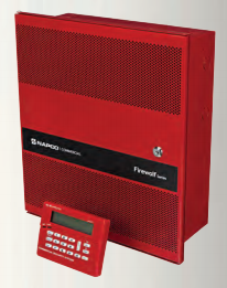 """GEMC-FW-32CNVKT NAPCO """"GEM-C 32 Zone Conventional Commercial Fire Alarm Panel Kit, includes: - Small 14x16 Mercantile Grade Red Enclosure - GEMC-PS24V4A-R 4Amp,24V Power Supply - GEMC-F8ZCPIM Conventional (8)zone 2-wire fire input module. - GEMC-FK1 Red LCD Fire Keypad"""""""