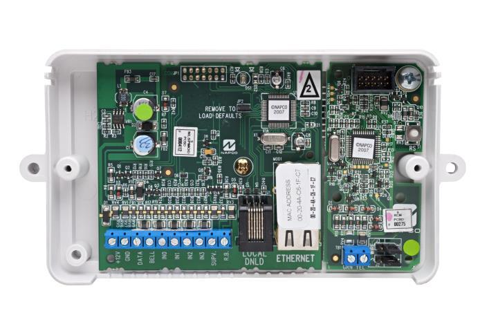 IREMOTE-MOD/12 NAPCO REMOTE CONTROL INTERNET MODULE FOR PC/SMART PHONE